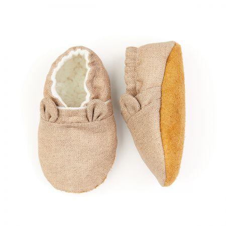 'Nyuszifül' puhatalpú cipő