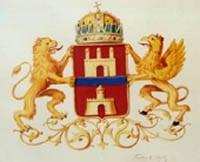 Budapest régi címere