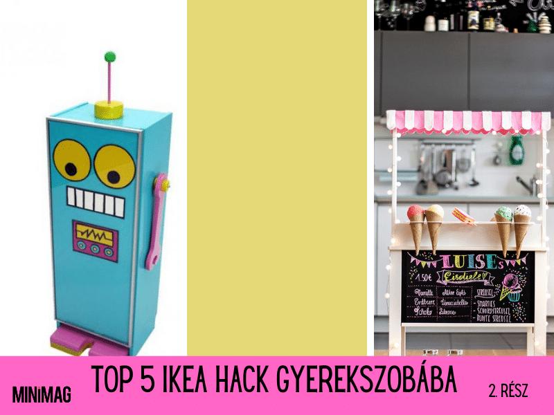 TOP 5 IKEA HACK GYEREKSZOBÁBA