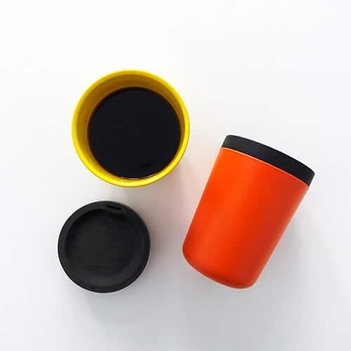 ekobo bambusz kávés pohár, hordozható