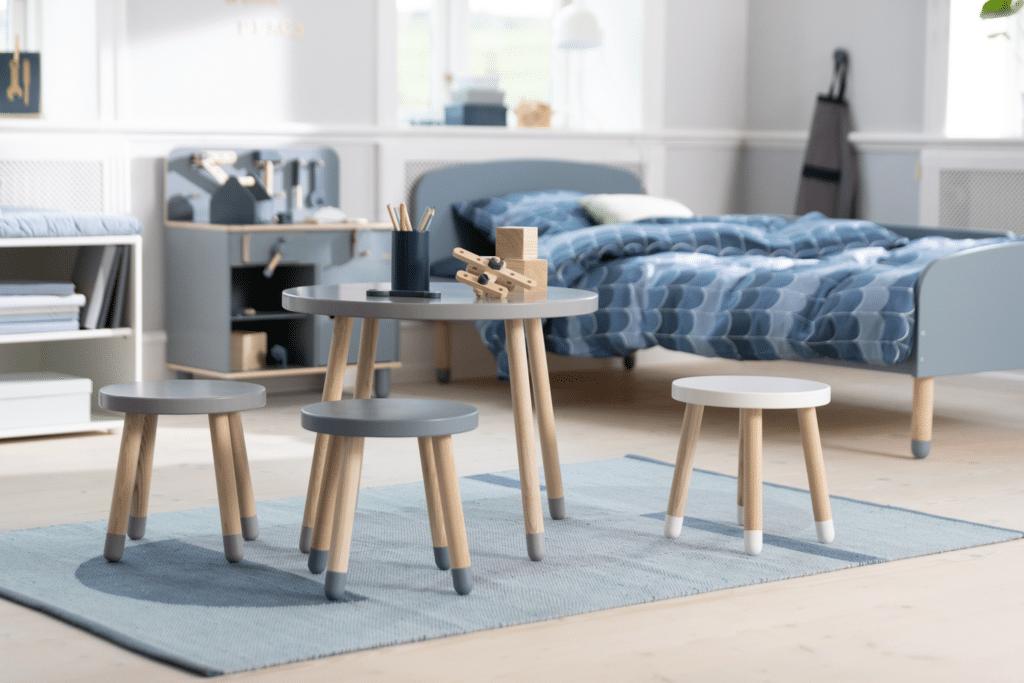 Flexa paly asztalok és székek