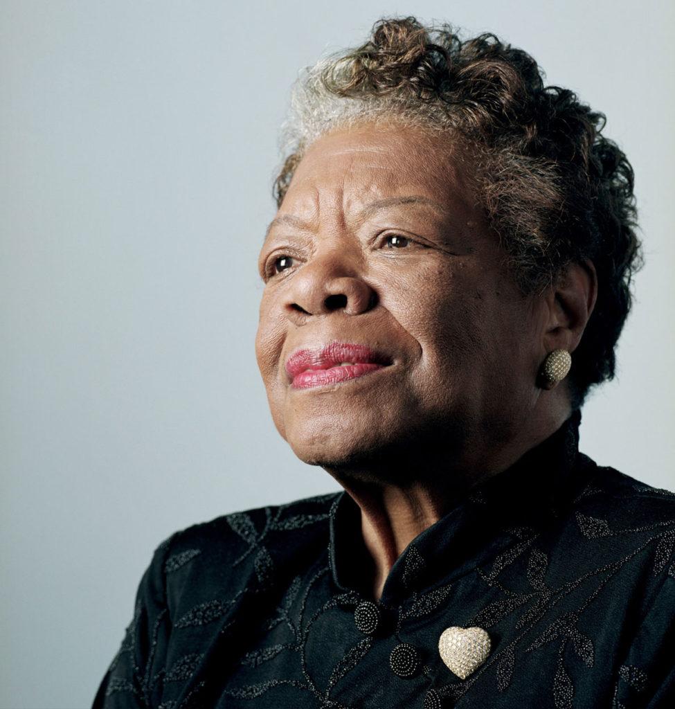 Maya Angelou anya idezet minimag