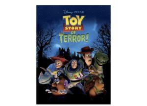 2. Toy Story - Terror! 2013 6+
