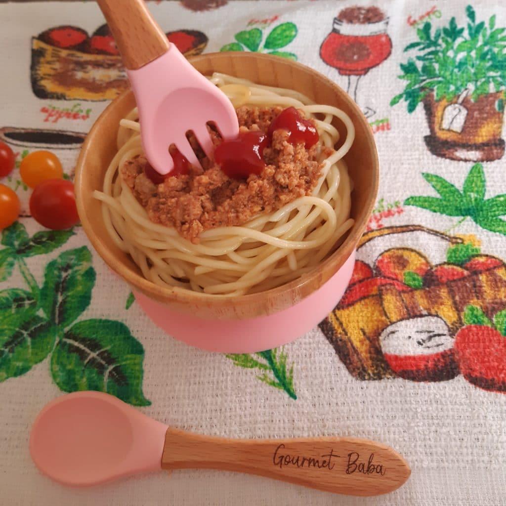 gyerekbarat bolognai recept
