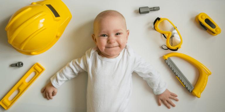 A baba első éve – babakelengye lista minimag