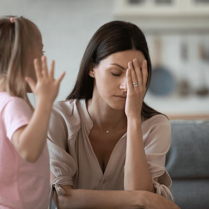anya érzések