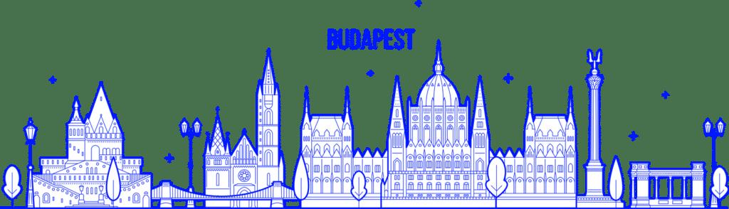 Budapest grafika