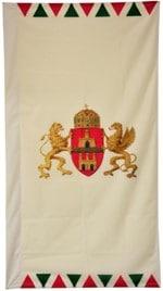 Budapest zászló
