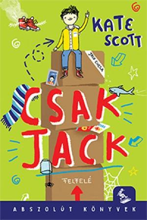 Kate Scott: Csak Jack