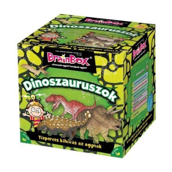 Brainbox Dinoszauruszok 5+