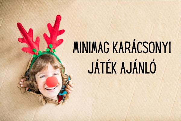Minimag karácsonyi játék ajánló