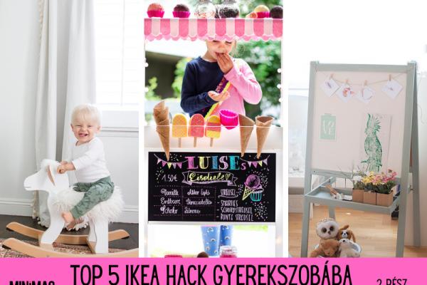 TOP 5 IKEA HACK GYEREKSZOBÁBA (1)