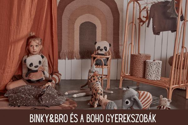 Binky&bros boritó