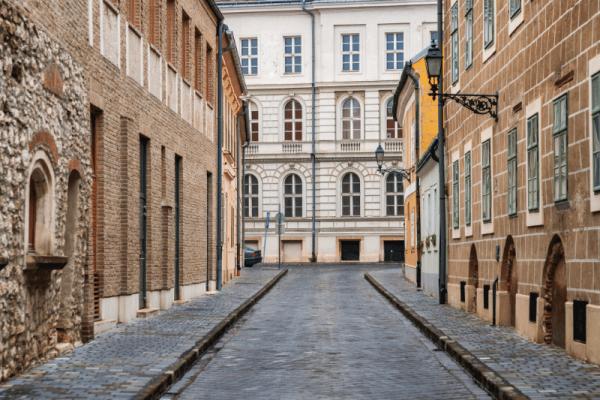 budapesti utca