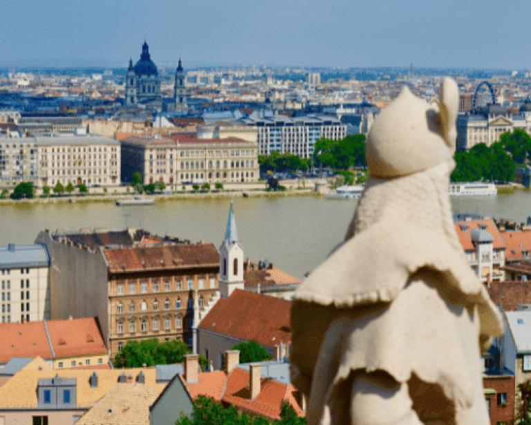 Budapest gyerekszemmel minimag