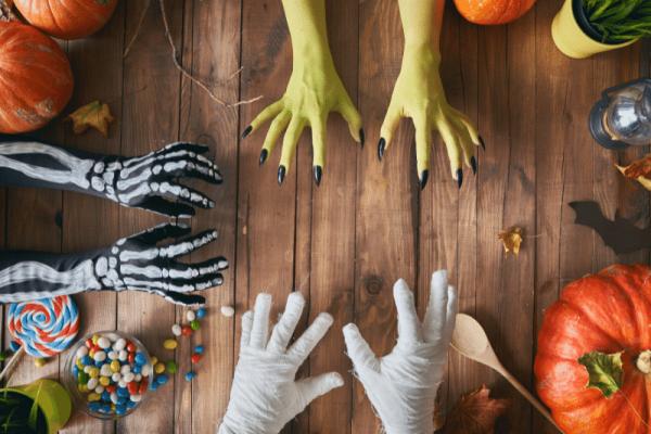 halloween programok gyerekeknek