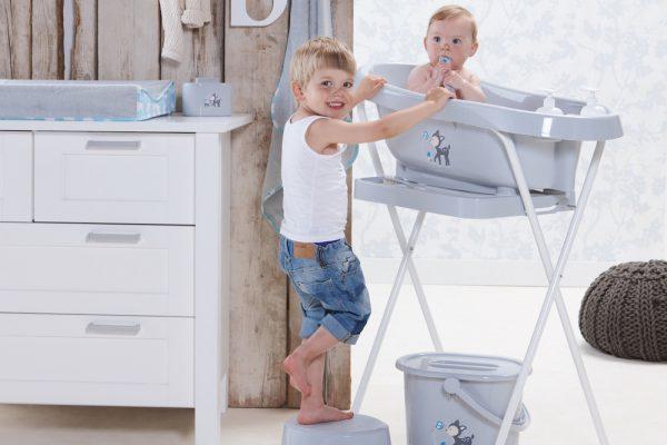 A baba fürdetése – tanácsainkkal kellemes program lesz kisbabádnak!
