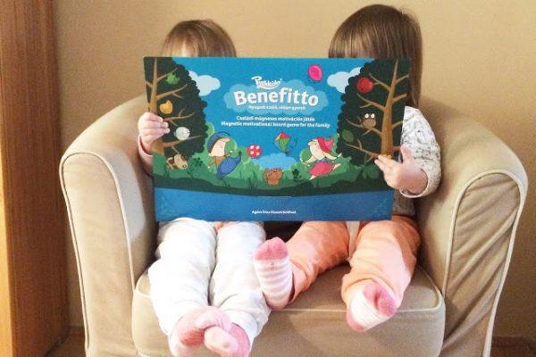 De mi fán terem a pozitív gyereknevelés? / Kipróbáltuk a Benefitto játékot /