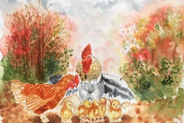 Juhász Magda: Őszre fordult (vers)