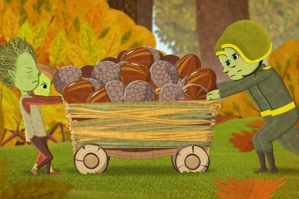 Itt van az ősz! – top 12 benti gyerekprogram és foglalkozás borús hétvégékre