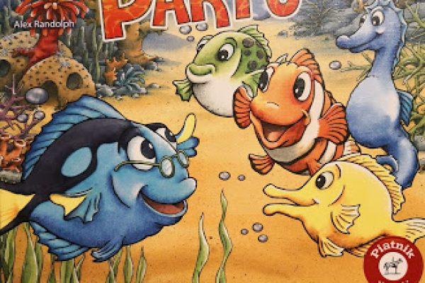 Játszik a család: Coral Party
