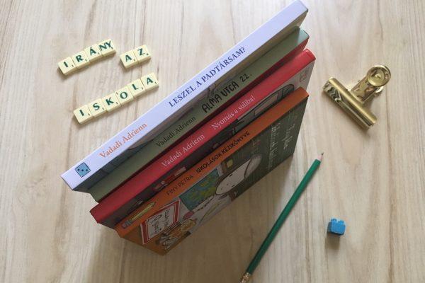 Hangolódjatok az iskolás mindennapokra mesekönyvekkel