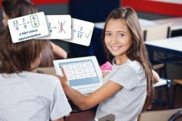 Tanárnak és diáknak is segít az új magyar matekos applikáció