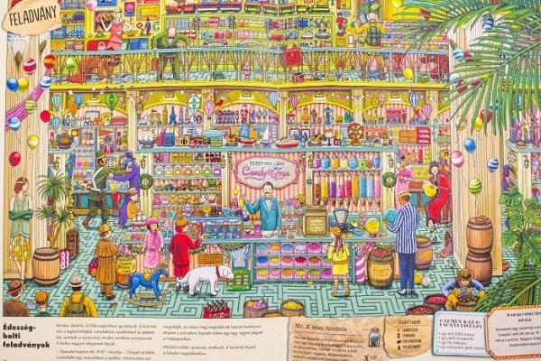 Hiro Kamigaki-Chihiro Maruyama: Pierre a labirintusnyomozó A Labirintustorony rejtélye