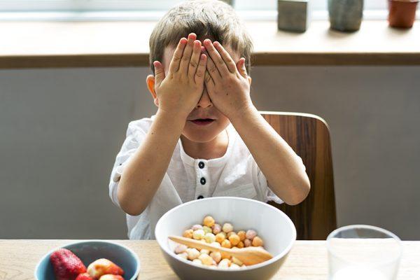 Válogatós a gyerek és állandóan csak piszkálja az ételt? Lehet