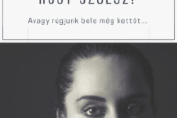Sz@ranya vagyok