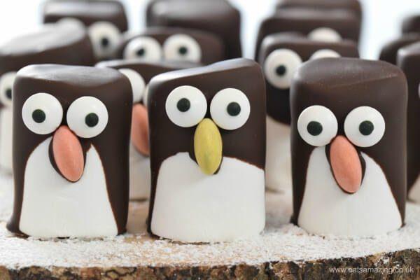 Gasztroajándék gyerekeknek? Igeeen! Gyárts vicces édességeket az adventi naptárba!