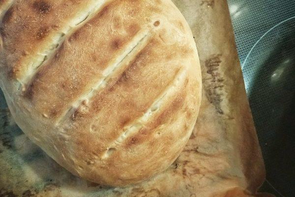 Legegyszerűbb fehér kenyér