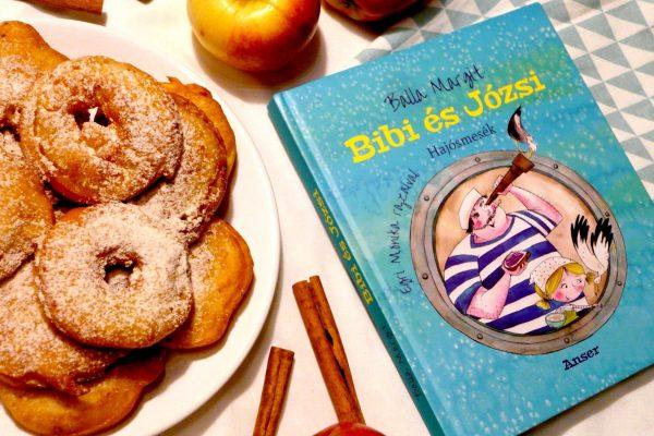 Balla Margit - Egri Mónika: Bibi és Józsi  - Fahéjas almakarika