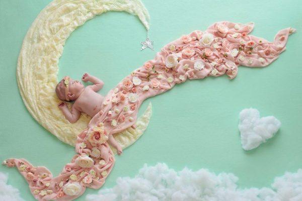 Betegen is gyönyörűek ezek a babák – most mesés fotók készültek róluk