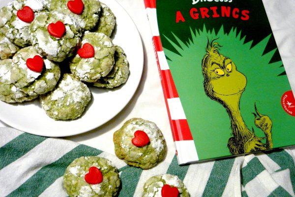 Dr. Seuss: A Grincs - Kókuszos-banános (Grincs) pöffeteg
