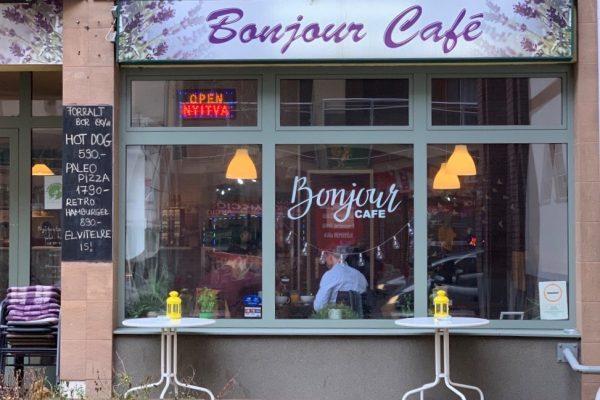 Teszteltük: Bonjour Cafe