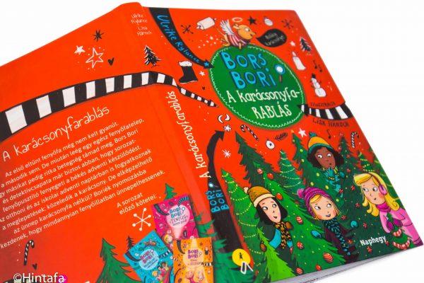 Ulrike Rylance - Lisa Hansch: A karácsonyfa rablás (Bors Bori)