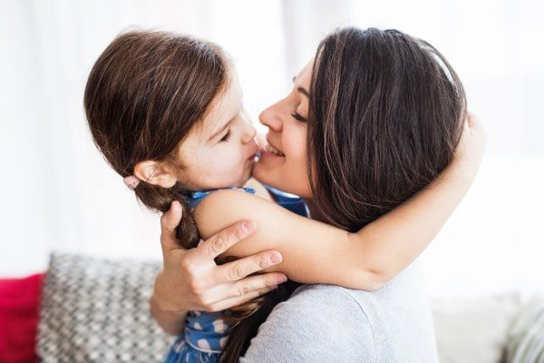 Miért öleld meg a gyermeked