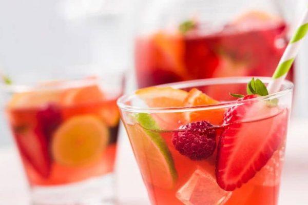 4 szuper bólé recept szilveszterre: klasszikus bólé alkohollal