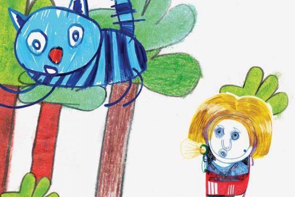 Csodaországba kalauzolnak az autista fiatalok rajzai
