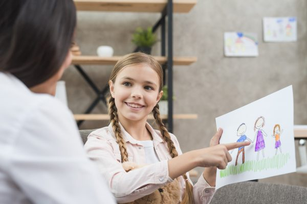 Beszéljek-e a gyereknek a diagnózisáról?