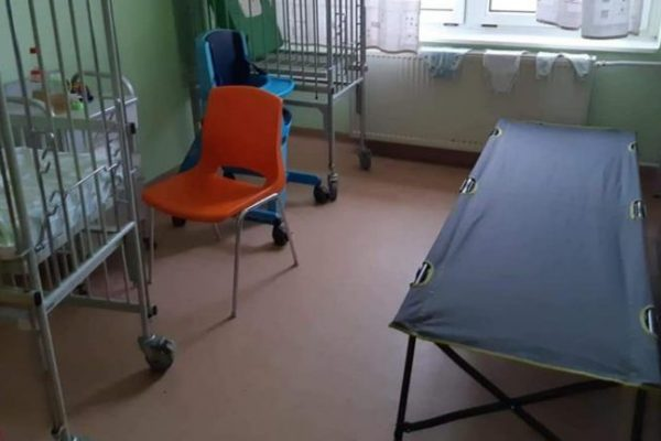 Már 300 kórházi ágy jött össze az adományokból