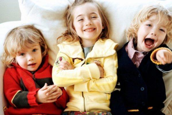 Három gyerek három év alatt – ezért jó a kis korkülönbség