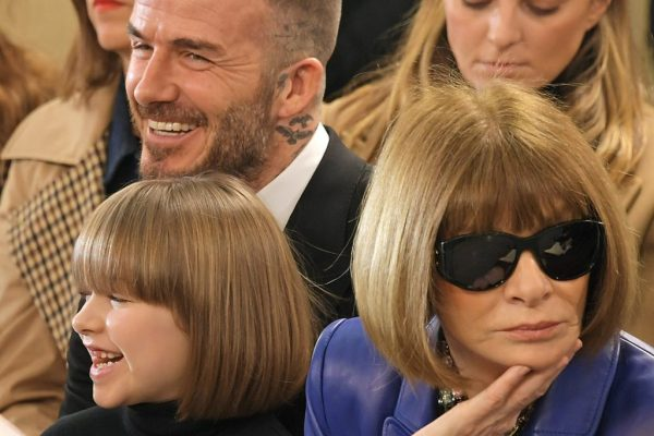 Anna Wintour kontra Harper Beckham: kinek áll jobban a bob?