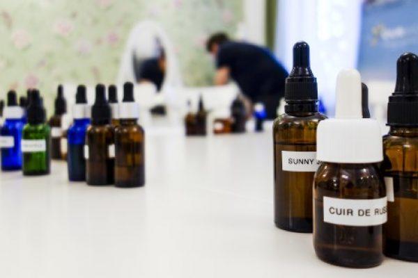 Teszteltem: Saját parfümkészítés Daniel Pescio-val