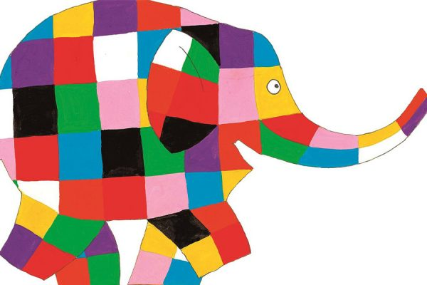 Elefántok a könyvesboltban