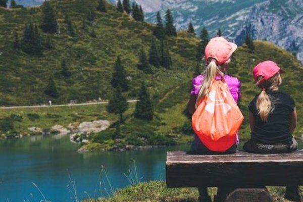 Utazás gyerekkel - mit ad nekik?