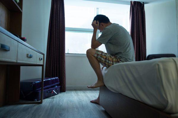 Doffek Gábor: Az elvált férfi csöndje