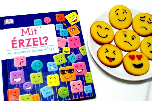 Elinor Greenwood: Mit érzel? - Emoji keksz