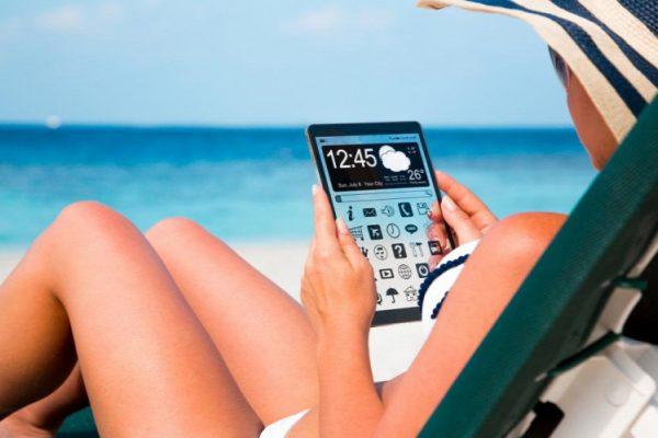 A gyerekeddel nyaralsz vagy a mobiloddal?